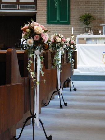 Free standing aisle decorations.....Ceremonies – Wedding Flowers Lake Jackson Texas