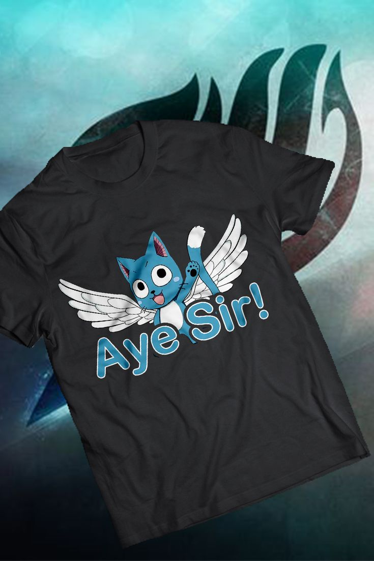 Check out this wonderful Fairy tail T-shirt we found on Amazon.