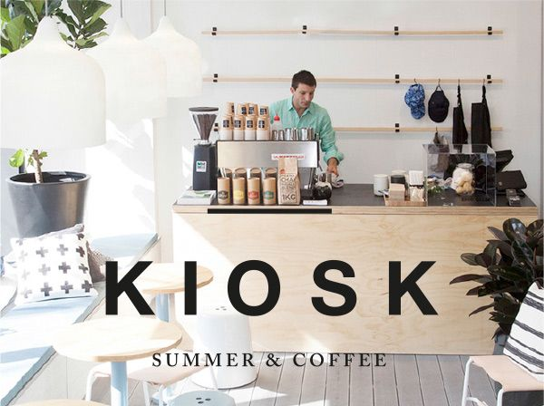 KIOSK Summer and Coffee @ Country Road