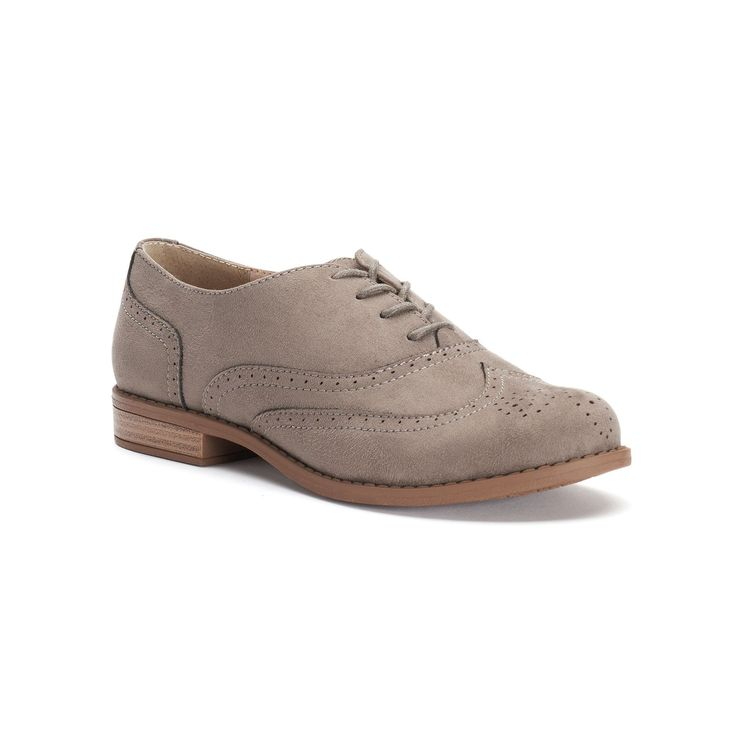 SONOMA Goods for Life™ Emmory Women's Dress Shoes, Size: 9.5, Grey