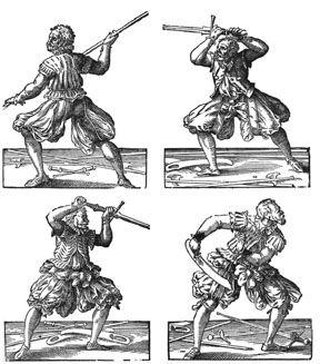 16th Century German sword techniques