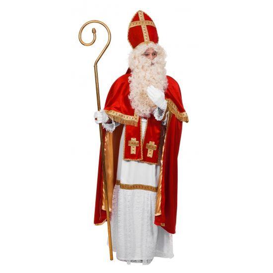 Sint kostuum bij Fun-en-Feest.nl. Online Sinterklaas kostuums bestellen, levering uit voorraad. Sint kostuum voor � 269.95.