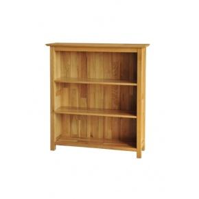 Canterbury Solid Oak MNK20 3TF Bookcase