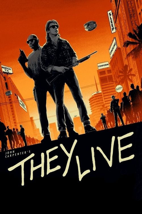 They Live 【 FuII • Movie • Streaming