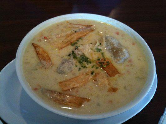 Bolivian Peanut Soup / Sopa de Maní