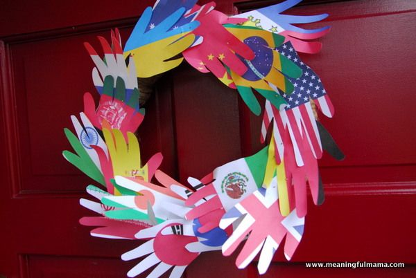 Peace on Earth? A Lesson and Craft for Teaching Kids - Meaningfulmama.com