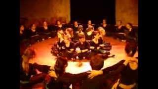 Espetáculo Caleidoscópio - Papo Coral - Teatro Paiol -  - Araruna