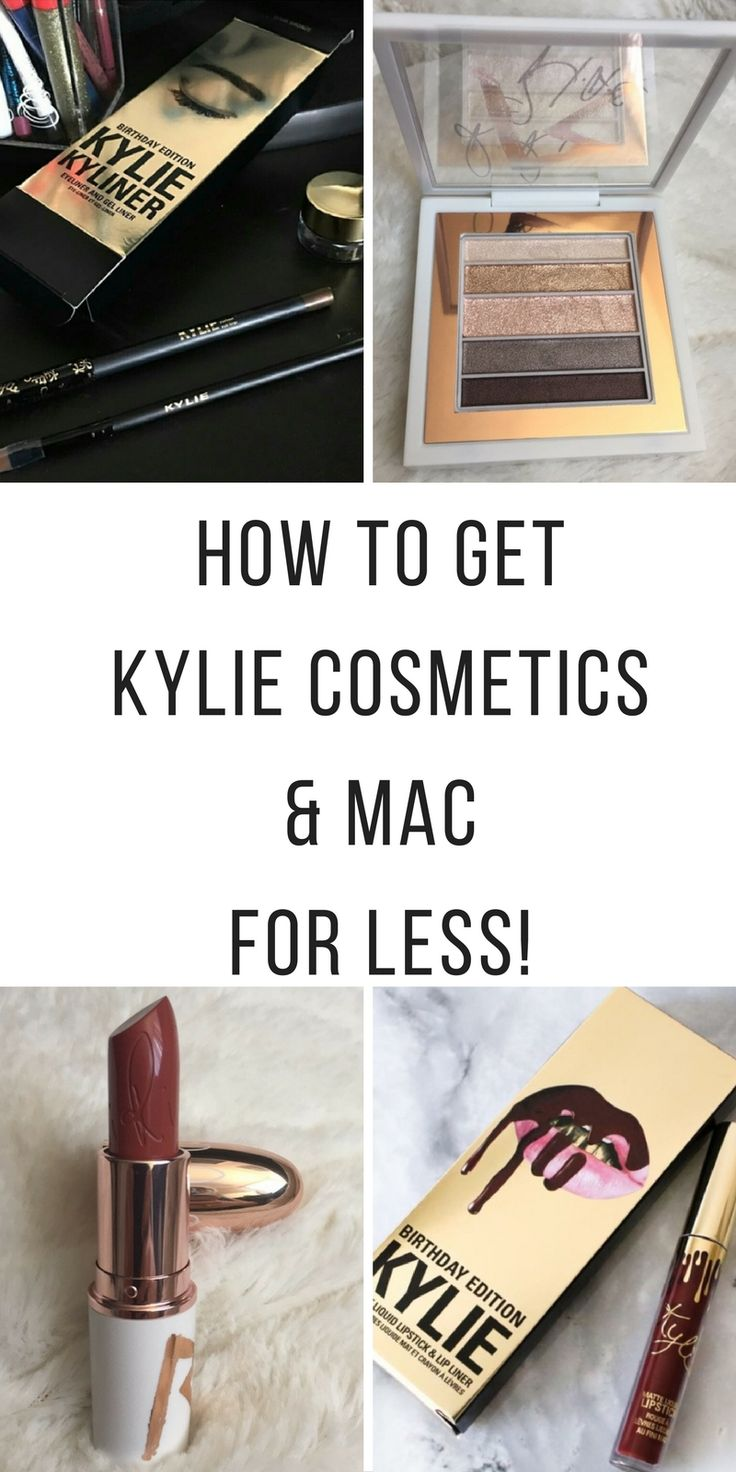 17 Best Images About Kylie Cosmetics On Pinterest