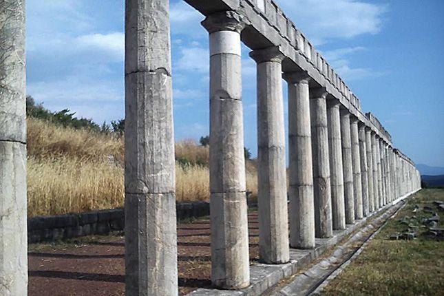 Ancient Messene & Kalamata