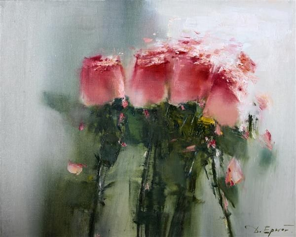 Розы Дмитрия Ермолова