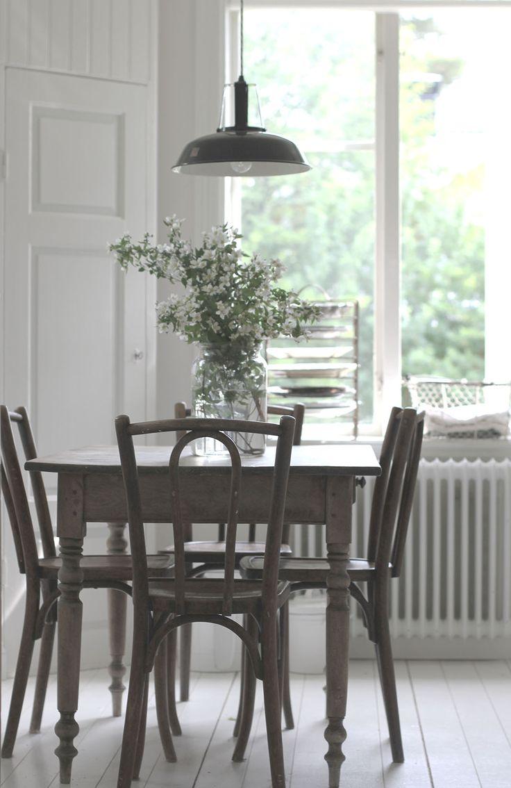 156 best esszimmer landhaus landhausstil images on. Black Bedroom Furniture Sets. Home Design Ideas