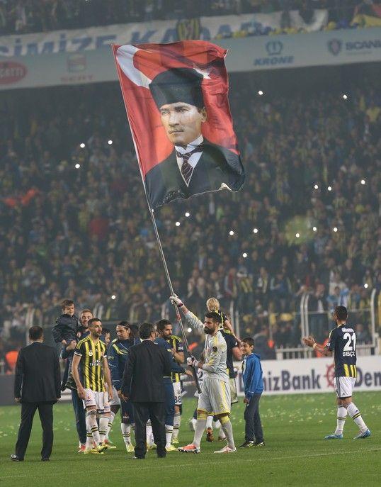 #Champions #Fenerbahce Volkan Demirel Atatürk