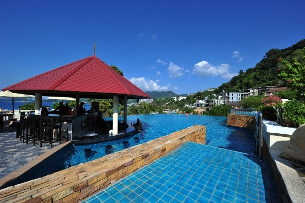 Aquamarine Resort, Phuket, Thailand