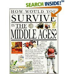 how would you survive middle ages - history for kids