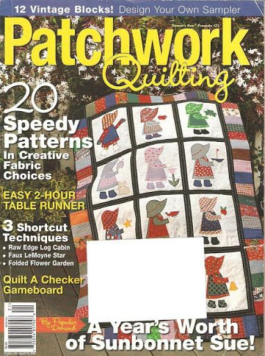 PATCHWORK QUILTING - Laura alcañiz - Picasa Web Albums...patterns and instructions!!