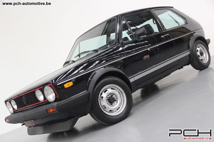 1981 VW Golf  Maintenance/restoration of old/vintage vehicles: the material for…