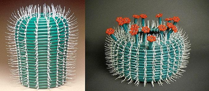 to Hose  Garden Recycled Waste  Garden handbag Garden Treasure  Trash Re Imagining Cactus picture Your and Hoses