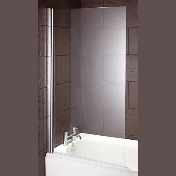 Fixed Straight Bath Shower Screen