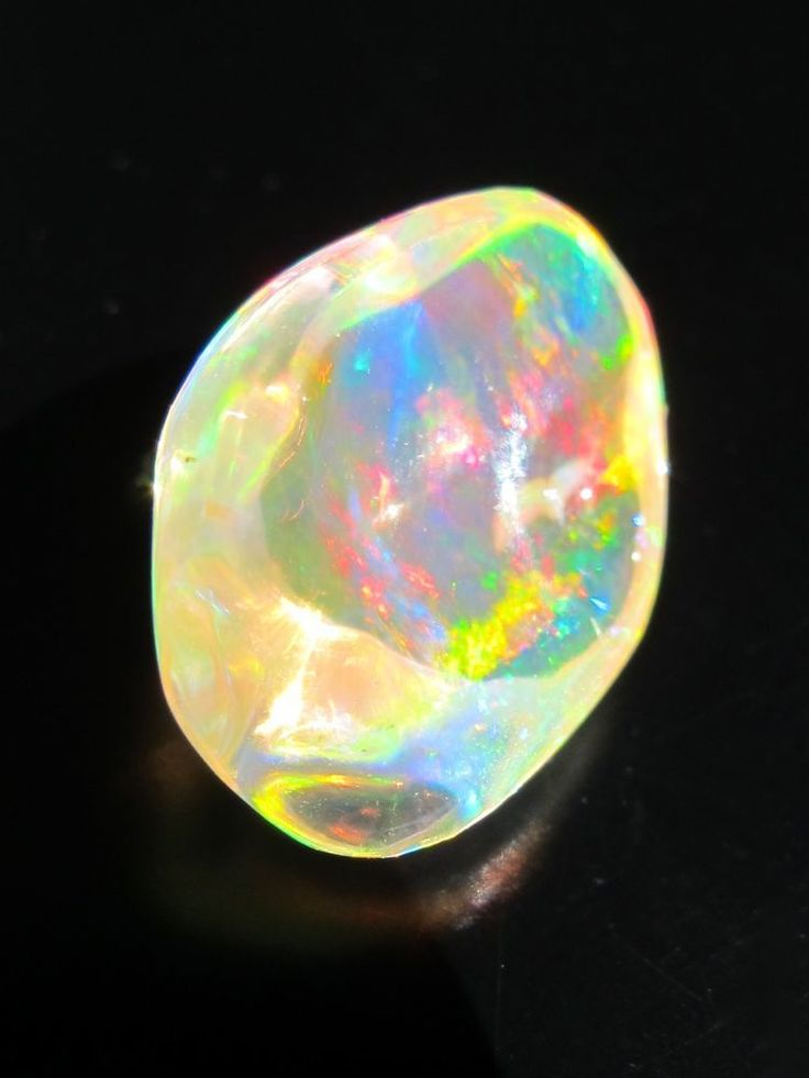 Dewdrop - Mexican Fire Opal - Marty Magic Store