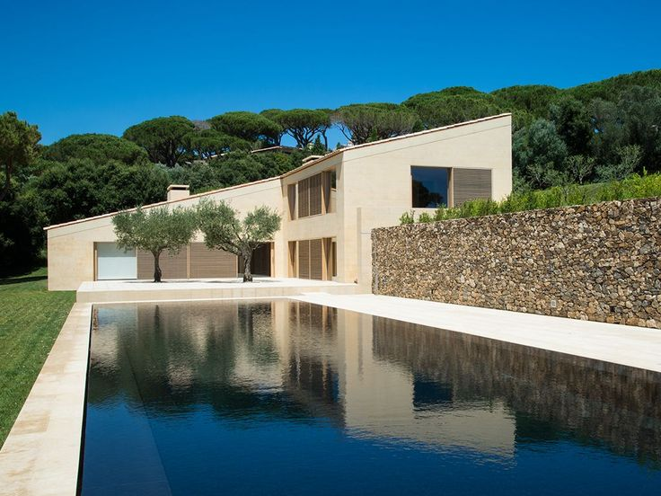 John Pawson . Detached Houses . St Tropez  (13)