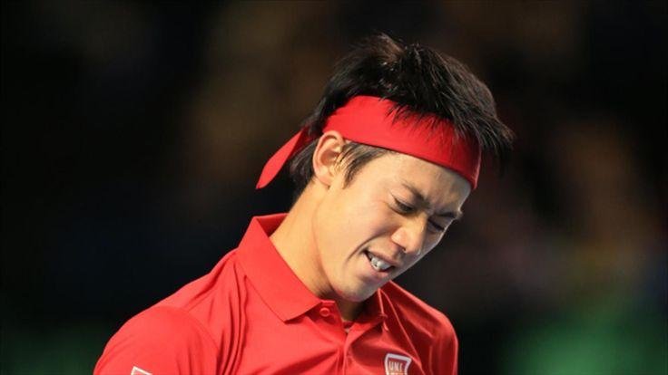 Kei Nishikori sees off Lucas Pouille at Gerry Weber Open