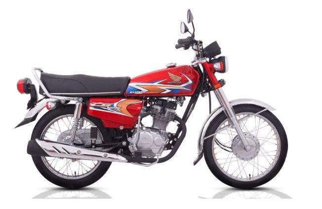 Honda 2020 Cg 125 New Model 2020 Honda Honda Cg125 Honda 125