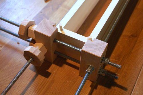 4-way clamp - by Boris Beaulant @ LumberJocks.com ~ woodworking community