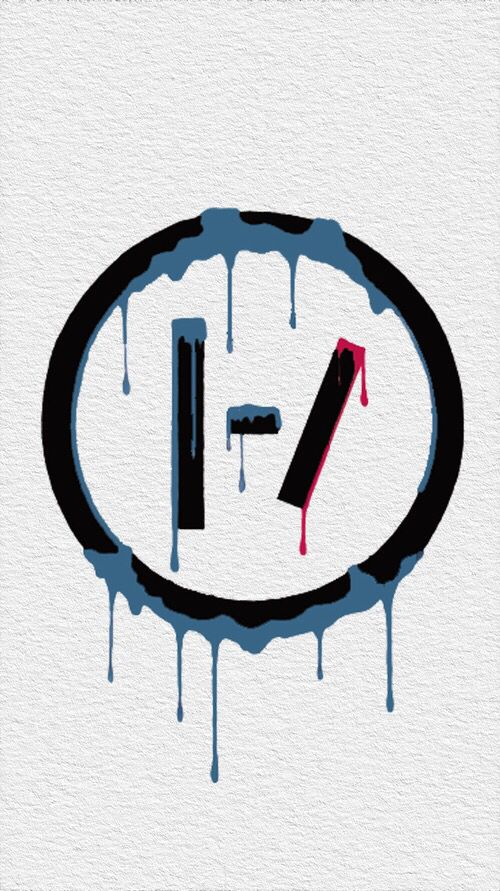 Fall Out Boy Logo Iphone Wallpaper Best 25 Twenty One Pilots Wallpaper Ideas On Pinterest
