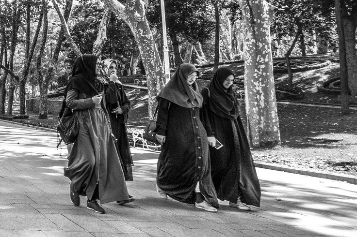 Gülhane Parkı, Eminonu, Istanbul