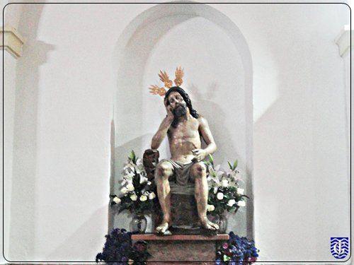 Iglesia Santisima Trinidad de Jerez