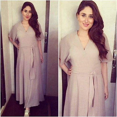 Kareena Kapoor's Pregnant Styles Are Addictive And Adorable
