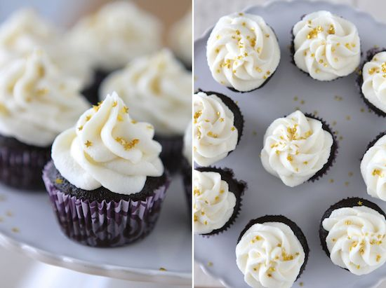 Perfect Chocolate Cupcakes with Easy Vanilla Frosting