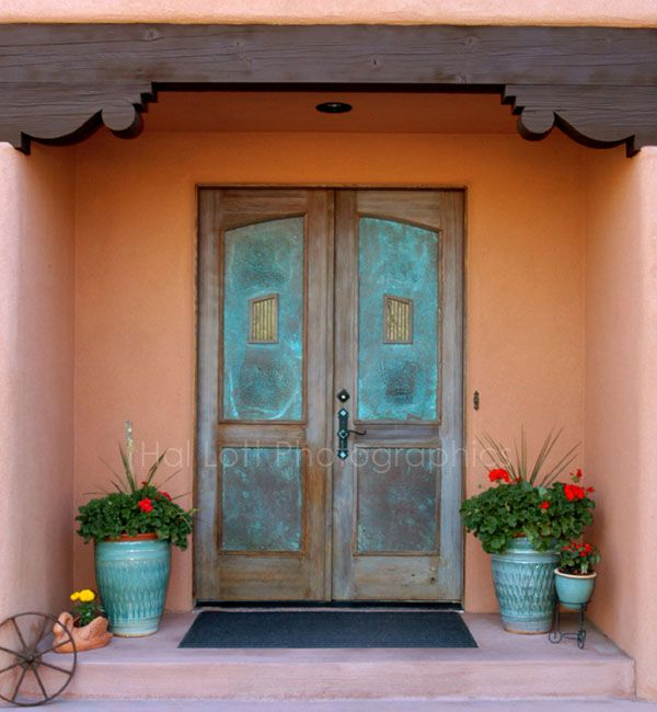 Santa Fe Style Decorating | Hal Lott Photographics - architectural photography Santa Fe Style ...