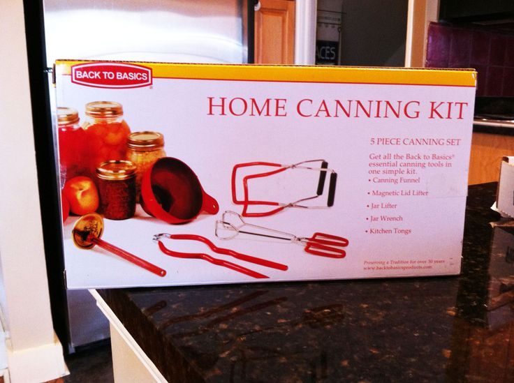 Home canning for beginners - New Leaf Wellness