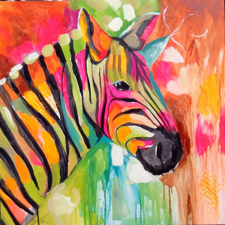 Za Za , by Amanda Brooks Artist