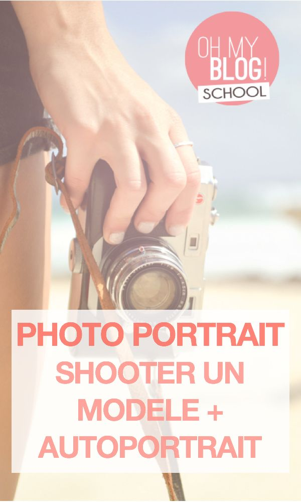 Ce mois-ci, on reçoit Olivia, photographe spécialisée en portraits (http://lesinstantsvrais.re/). Dans une première vidéo, Olivia nous a donné toutes les clés pour démarrer comme des pro dans la photo portrait : matériel, réglages, techniques … Maintenant, place au shooting ! Que tu aies envie de prendre en photos les copines, de vous entraider entre blogueuses pour les shootings ou de faire toi même ton autoportrait, cette formation est pour toi ! Inscris-toi vite : http://www.blogsc