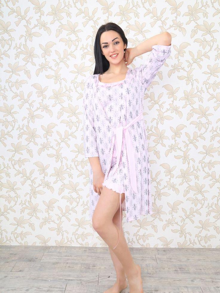 Miss Perry 7035 Bayan Şort Takım, Penye kumaştan üretilen bayan şort takım modelidir. Sabahlık dahil değildir.