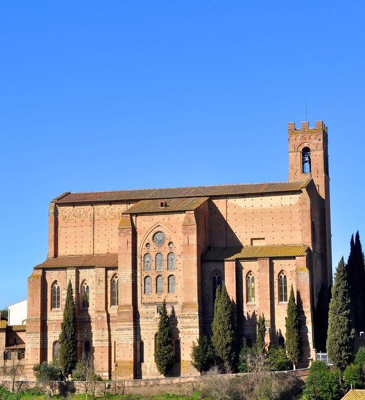Siena: Basilica di San Domenico
