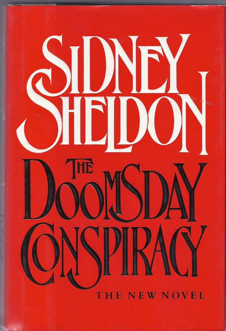 Find This Pin And More On Bookworm Doomsday Conspiracy: Sidney Sheldon