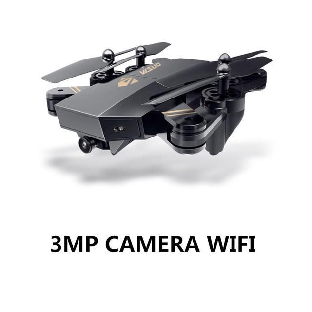 2.4G RC Drone With Camera HD Drone Remote Control Helicopter Quadcopter rc helicopter One Key Return Christmas gift kids toys
