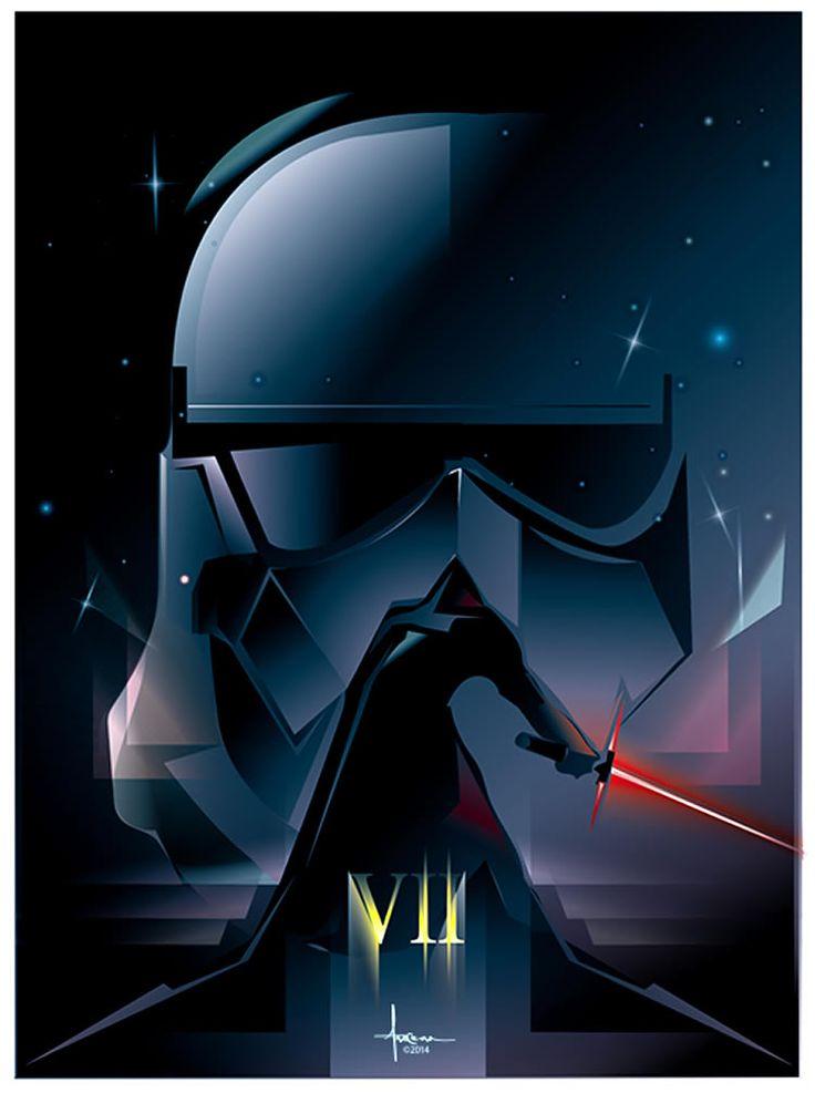 Ilustraciones de Star Wars