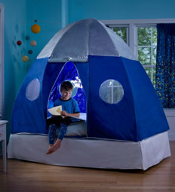 Galactic Bed Tent