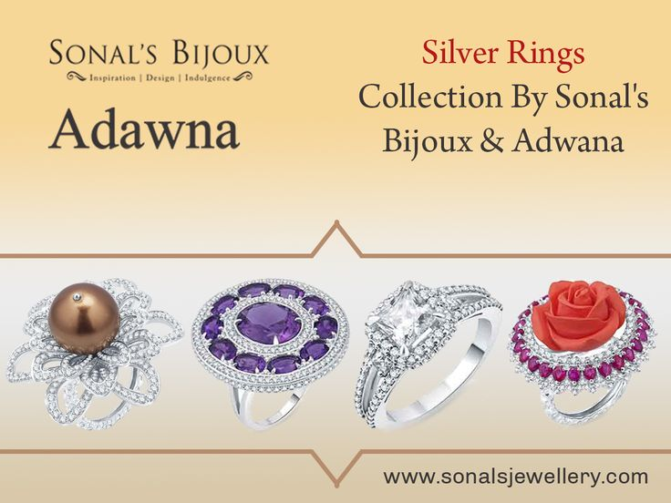 8 Easy Ways To Buy Designer Silver Rings Online India  You can find something extremely classy and alluring when you visit the top most jewelry stores online to buy designer Silver rings.