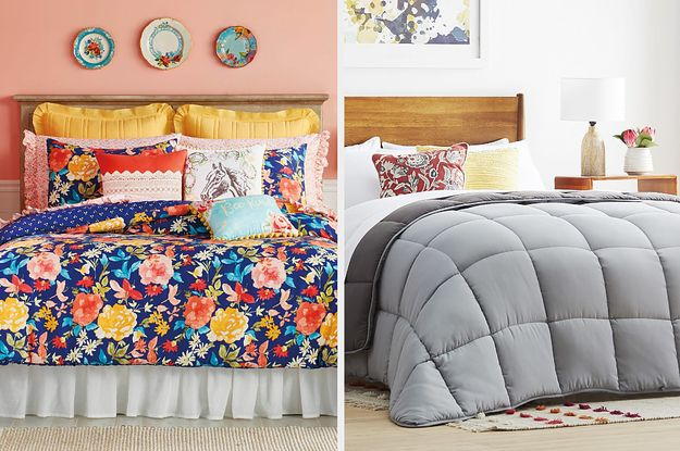 21 Of The Best Comforters You Can Get At Walmart Cool Comforters