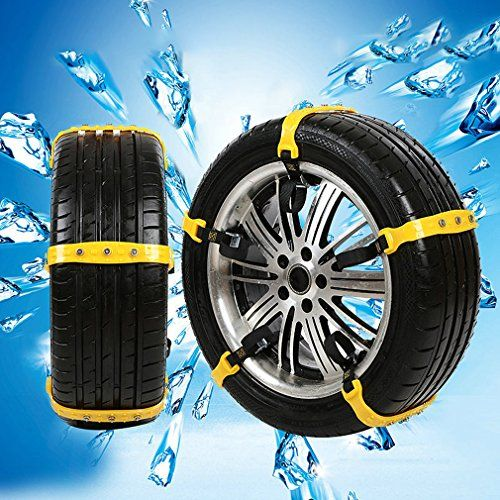 Anti Slip Tire Chains Snow Tire Chains Adjustable Car Tire Snow Chains Emergency Anti Slip Chain Fit for Most Car/SUV/Truck. For product info go to:  https://www.caraccessoriesonlinemarket.com/anti-slip-tire-chains-snow-tire-chains-adjustable-car-tire-snow-chains-emergency-anti-slip-chain-fit-for-most-car-suv-truck/