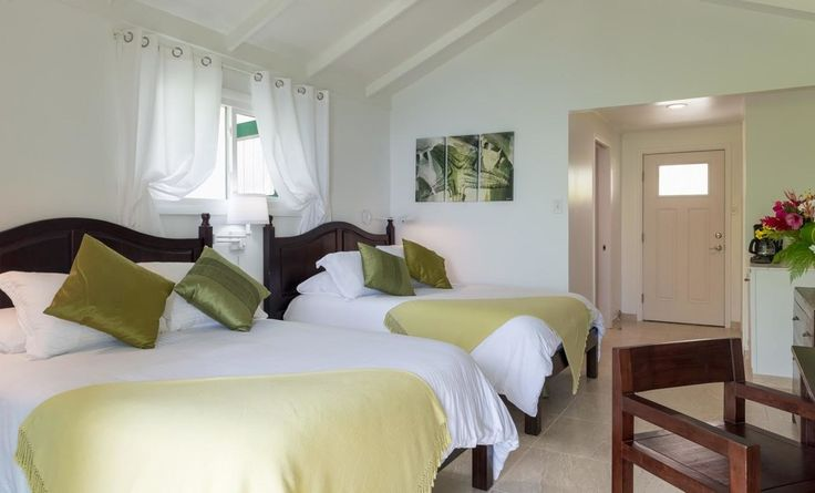 Ocean View Rooms - Juliana's Rooms with the Views! - Welcome To Juliana's Hotel On Saba
