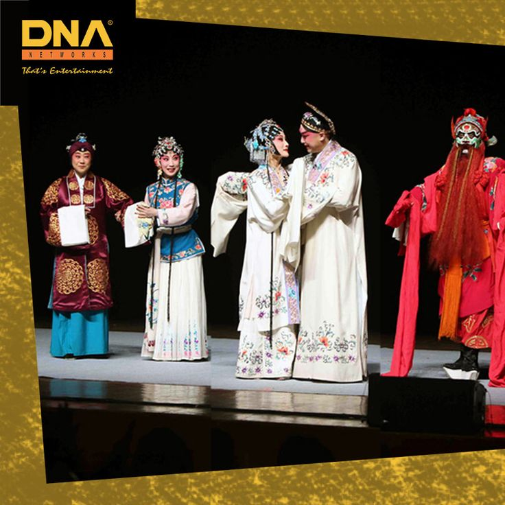 Sadir Theater Festival - Chinese Kunqu Opera was a unique event.