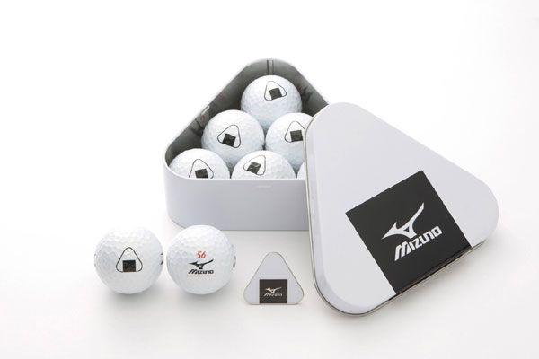 おむすびみたいなゴルフボール - Excite Bit コネタ
