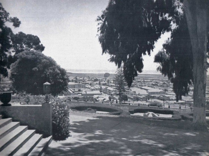 """Vista de La Serena en 1959Fotografía del Libro """"Chile"""" de Robert Gerstmann"""".  - EnterrenoEnterreno"""