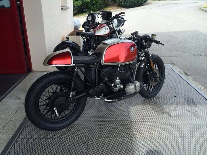 1825 best bmw café racer images on pinterest | cafe racers, bmw